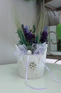 Composizione fiori 10x10circa